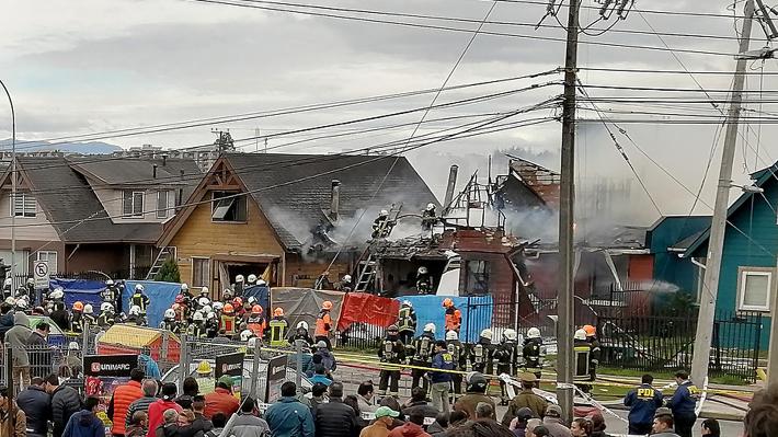 Cuatro de los seis fallecidos en accidente de avioneta en Puerto Montt eran trabajadores de salmonera