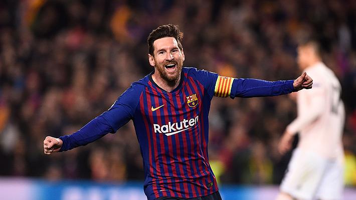 El Barcelona de Vidal avanzó a las semis de Champions tras golear al United de Alexis que fue ovacionado en el Camp Nou