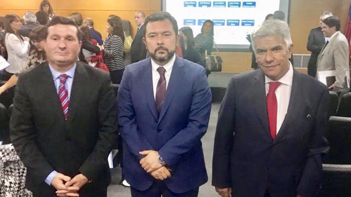 Tufit Bufadel, Héctor Barros y Marcos Pastén: La terna de la que saldrá el nuevo fiscal regional sur