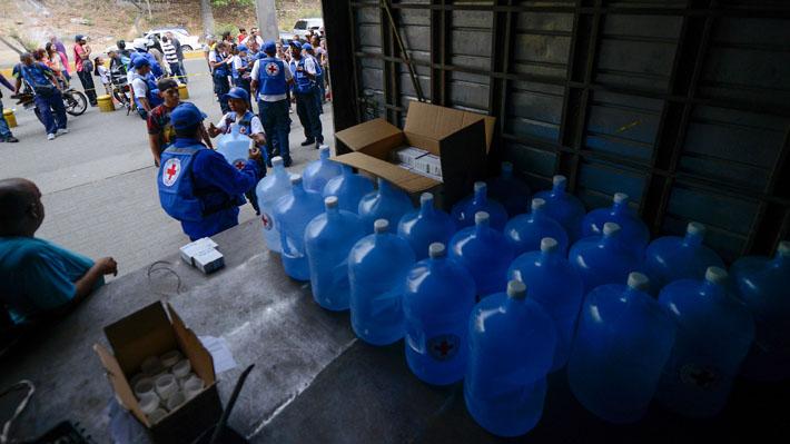 Gobierno de Argentina envía 29 toneladas de alimentos con destino a Venezuela