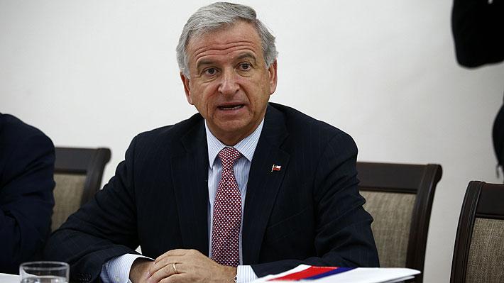 """Ministro de Hacienda: """"Pocos países pueden resistir tensiones comerciales tanto como Chile"""""""
