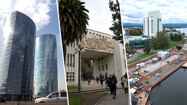 Informe sitúa al Gran Concepción como la mejor ciudad para vivir en Chile