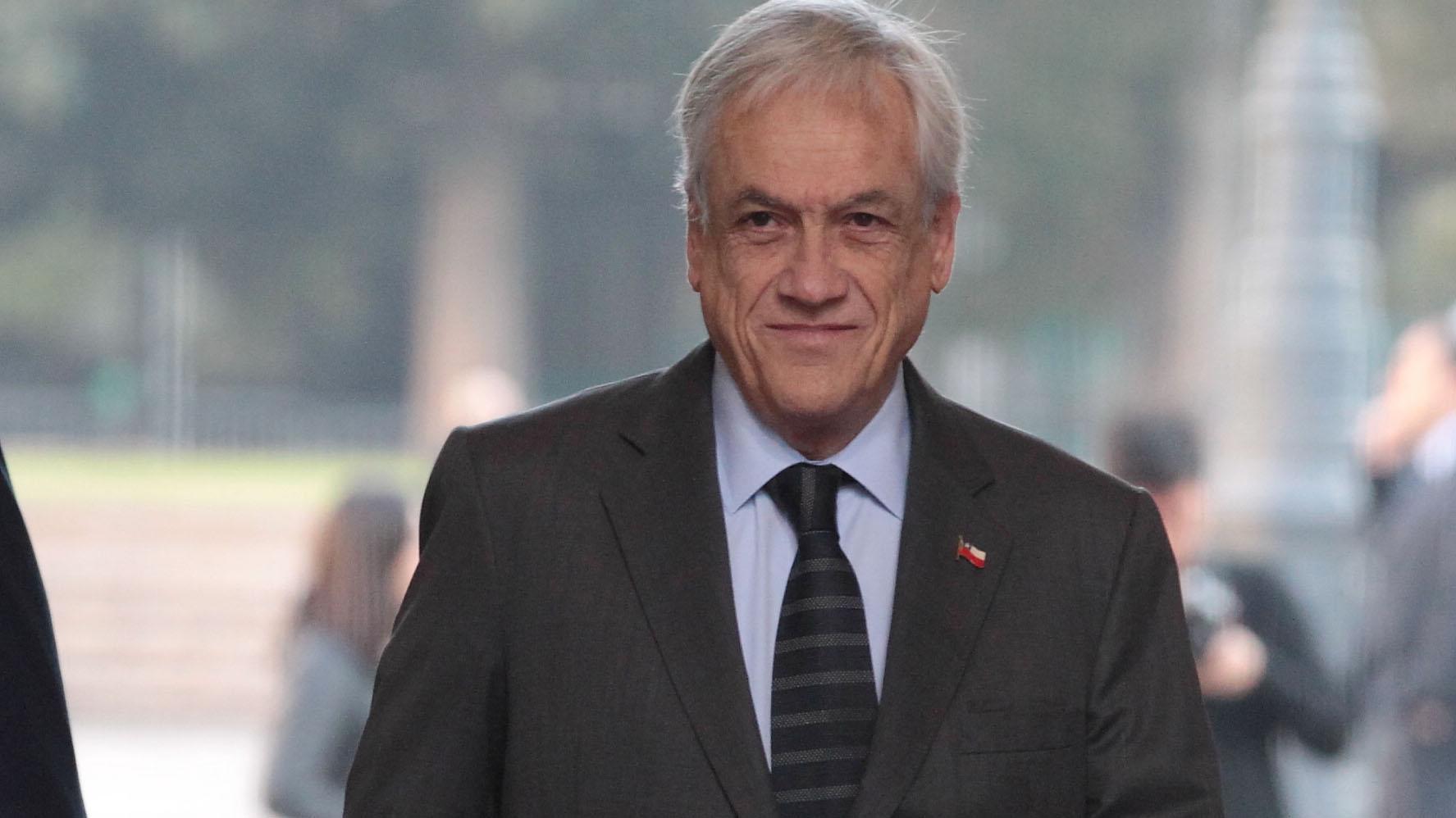 """Piñera lamenta muerte de Alan García y dice que sus """"pensamientos y oraciones están con su familia"""""""