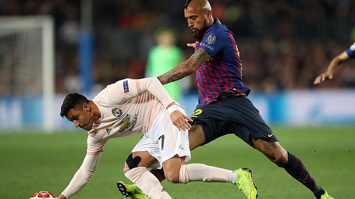 Vidal publica sentido mensaje tras su encuentro con Alexis y el delantero le responde