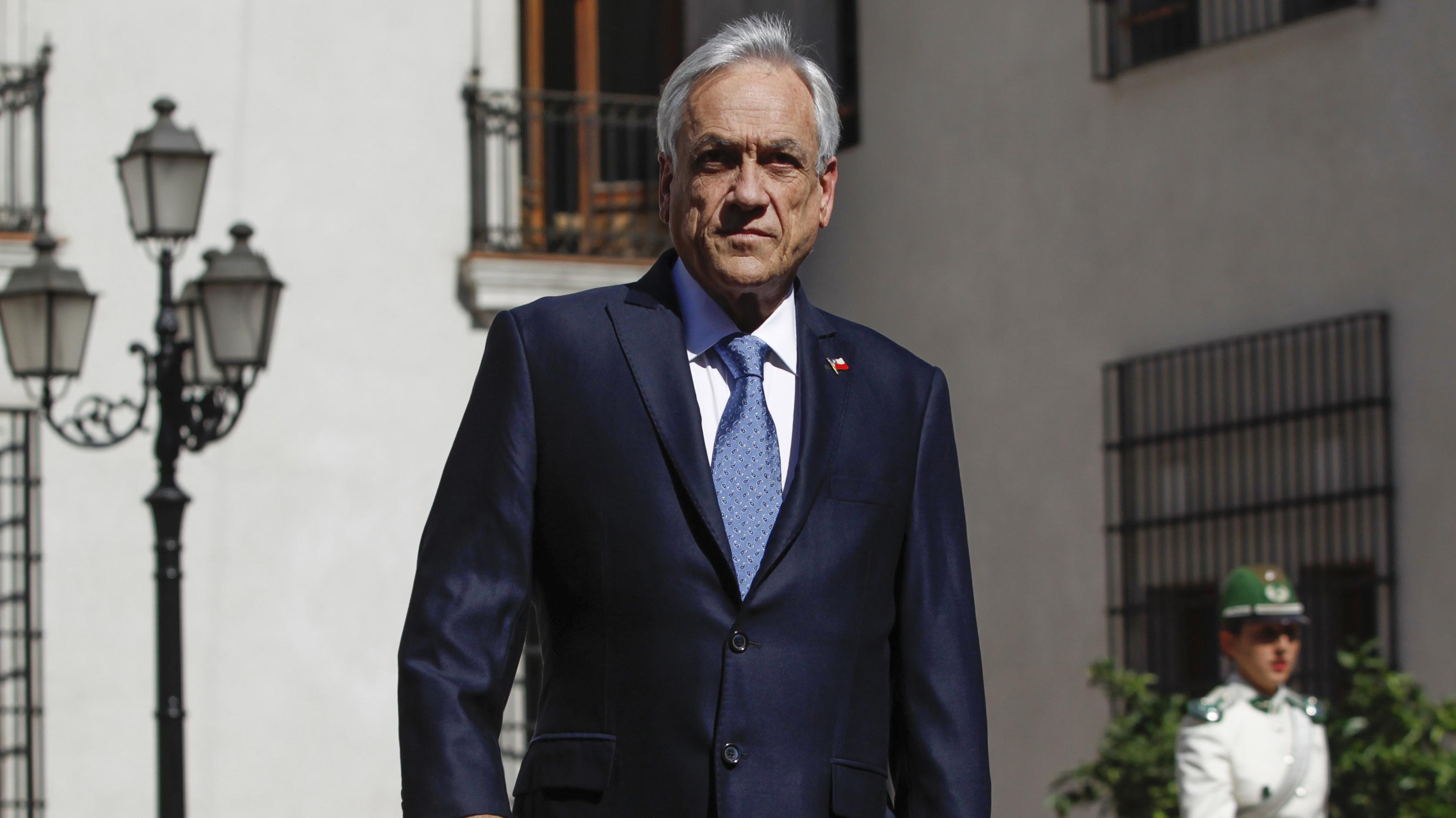"""Ad portas de votación Piñera insta a parlamentarios a apoyar TPP11: """"A Chile le conviene ser parte de la economía mundial"""""""