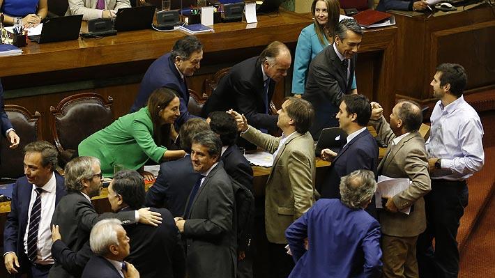 Cámara de Diputados aprueba el TPP11 tras acalorado debate y con división de la ex Nueva Mayoría