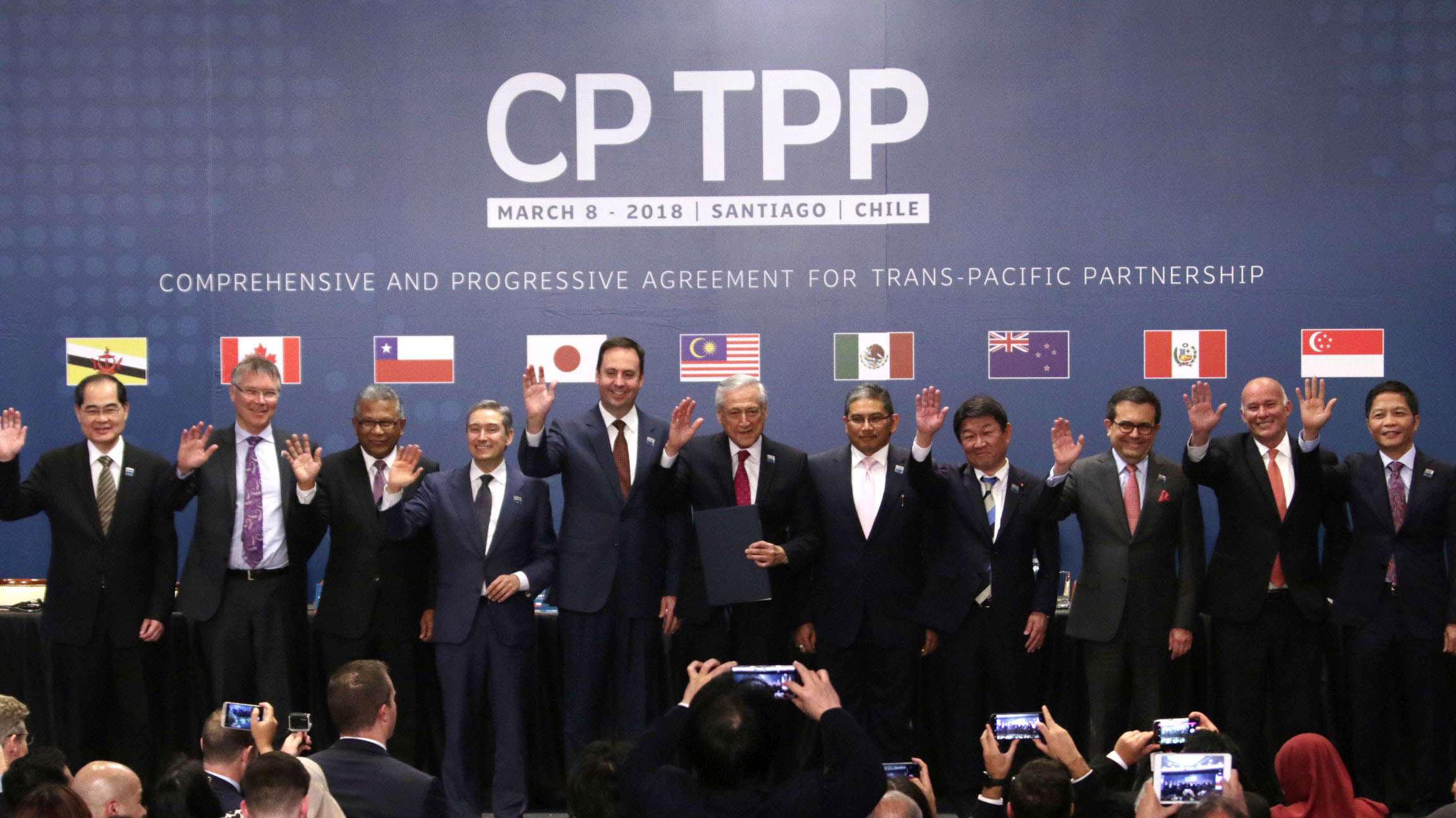 Qué es el TPP: El acuerdo transpacífico que fue aprobado por la Cámara de Diputados