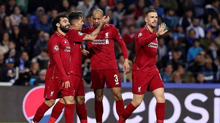 Liverpool arrasa en su llave y será rival del Barcelona en semifinales de la Champions