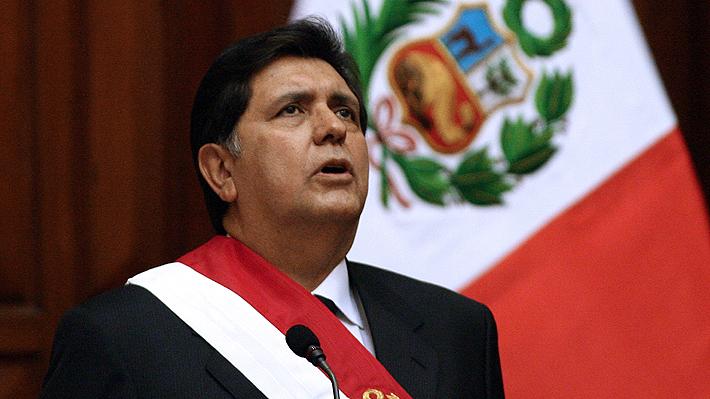 Decretan tres días de duelo nacional en Perú tras muerte de ex Presidente Alan García