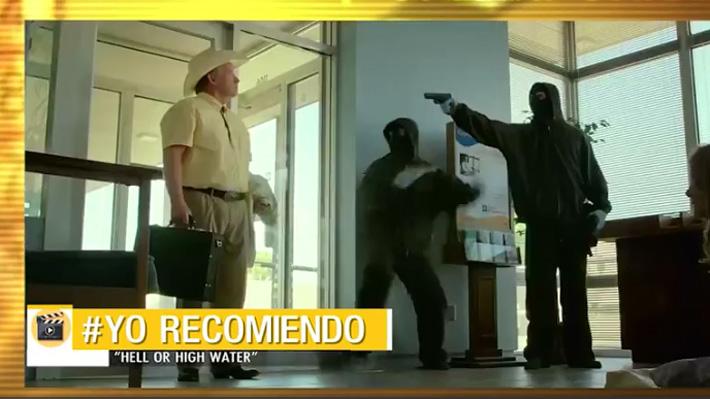 """#YoRecomiendo: """"Hell or High Water"""", el entrañable western contemporáneo que Ana Josefa Silva recomienda ver"""