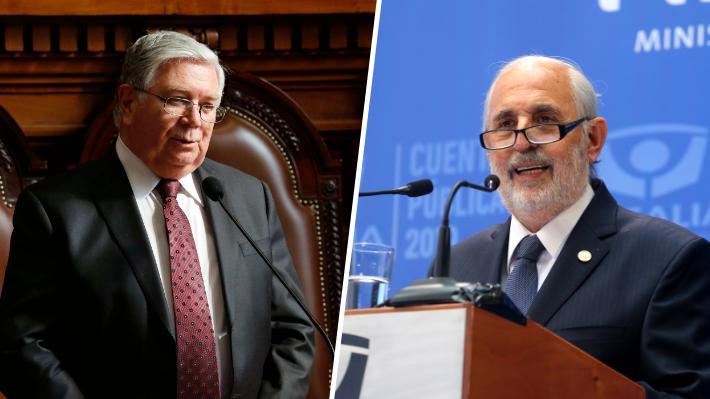 Ministro de la Suprema y fiscal nacional reprochan que juez entrara de noche a su despacho en la Corte de Rancagua