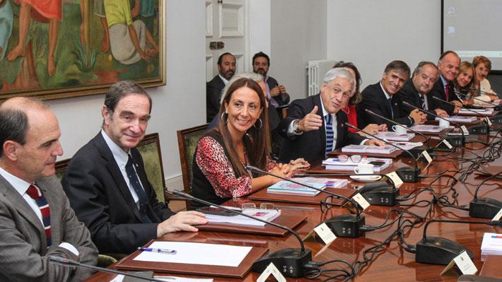 """Ministros """"goleadores"""": Qué hay detrás de la analogía de Piñera entre el gabinete y el fútbol"""