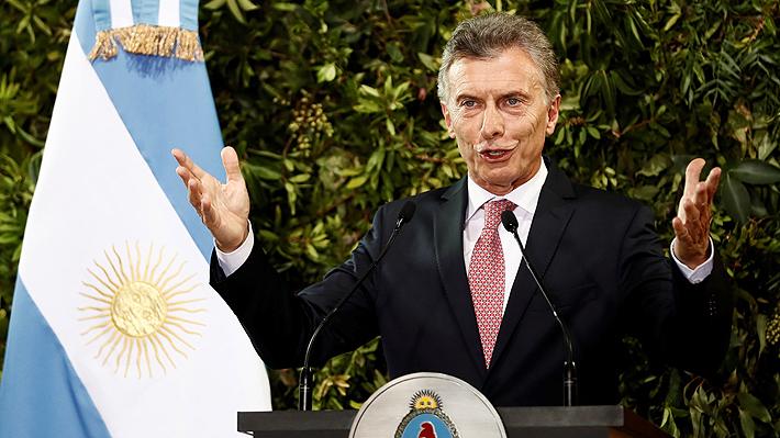 Congelar precios y ofrecer créditos: Las medidas anunciadas por Mauricio Macri para combatir la inflación en Argentina