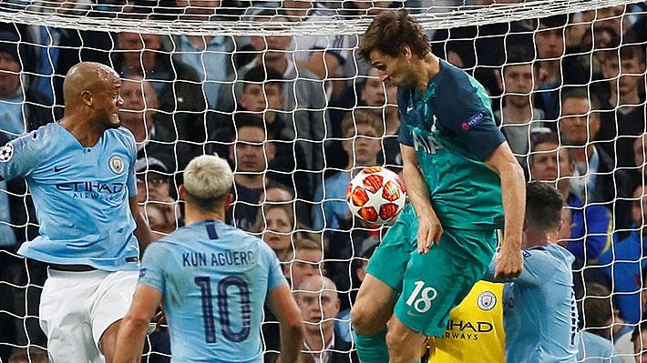 La fuerte polémica que se ha generado por el último gol del Tottenham y por el que el City quedó fuera de la Champions