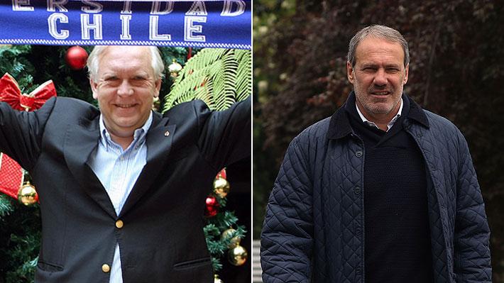 """Sigue la reingeniería en la U: Ex ministro Jorge Burgos le habría dado el """"sí"""" a Azul Azul y Sergio Vargas también llegaría"""