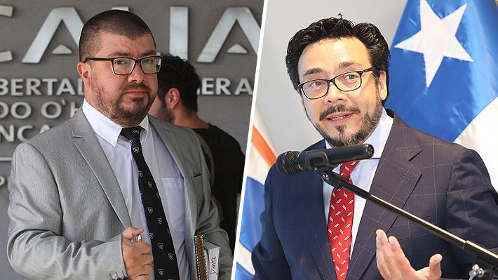 Fiscalía Nacional cita a Consejo Extraordinario para investigar denuncias hechas por fiscal Moya contra Arias en Rancagua