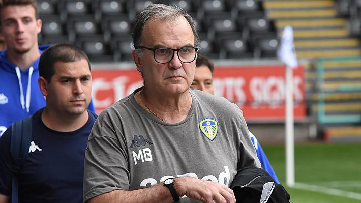 El Leeds de Bielsa perdió ante el Wigan y salió de la zona de ascenso directo