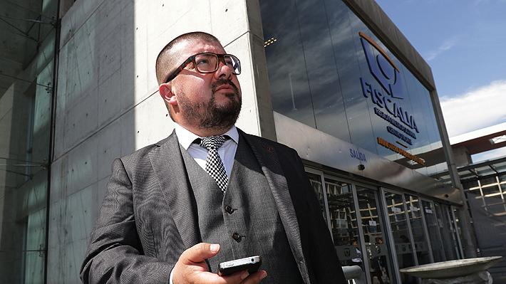 """Fiscal Moya tras denunciar a su superior Arias: """"Sé que puede tener consecuencias en mi persona, mi familia y mi carrera"""""""