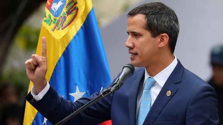 """Guaidó convoca a la marcha """"más grande de la historia"""" contra Nicolás Maduro en Venezuela"""