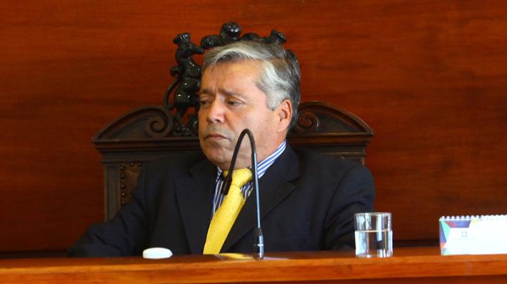 """Abogado de ministro Elgueta acusa """"evidente animadversión"""" del fiscal Moya: """"Sería bueno que saliera de la causa"""""""