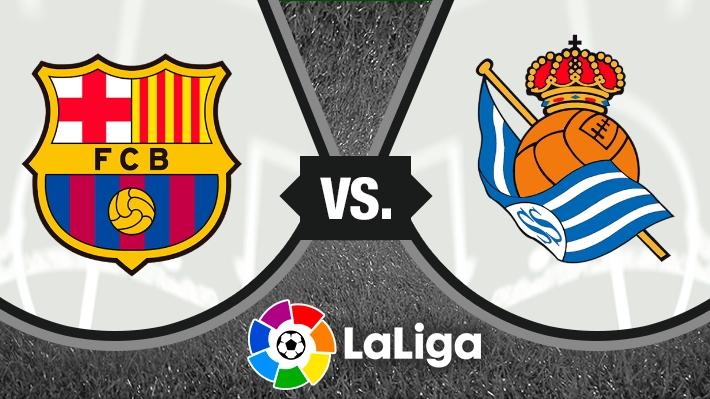 Así fue la victoria del Barcelona de Vidal sobre la Real Sociedad en la Liga de España
