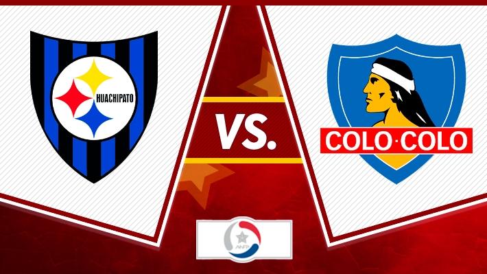 Así se forjó el empate entre Colo Colo y Huachipato por el Torneo Nacional