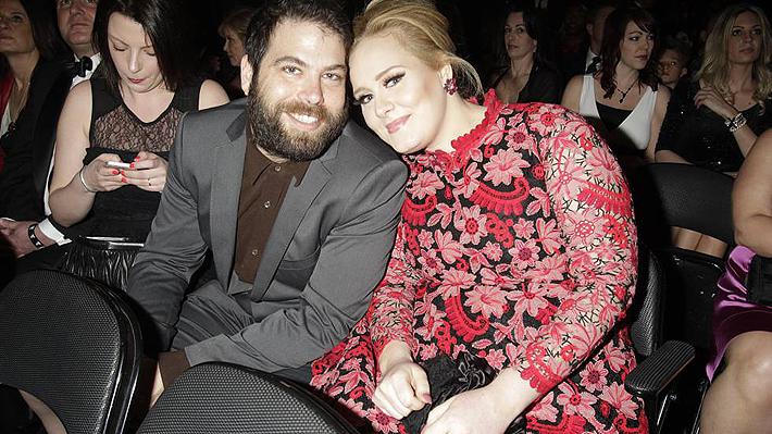 La cantante Adele se separa de su marido tras más de 3 años casada