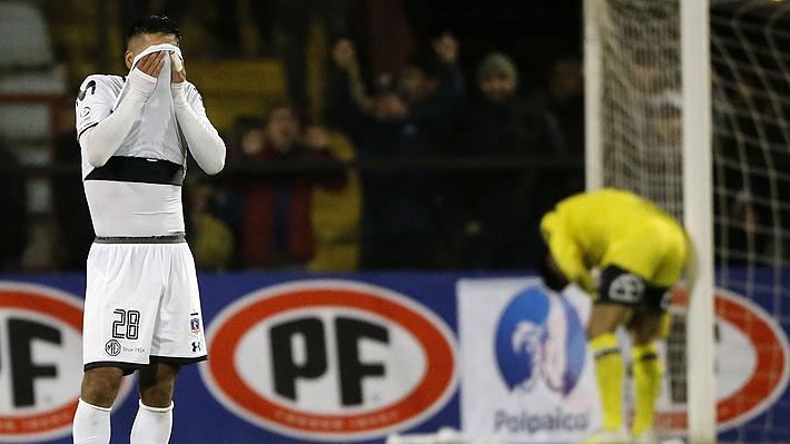 Colo Colo es sorprendido en el último minuto por Huachipato, solo empata y se aleja del líder UC en el Torneo Nacional