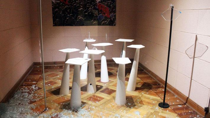 Denuncian robo de objetos del ex Presidente Salvador Allende y obras de arte desde Museo de la Solidaridad