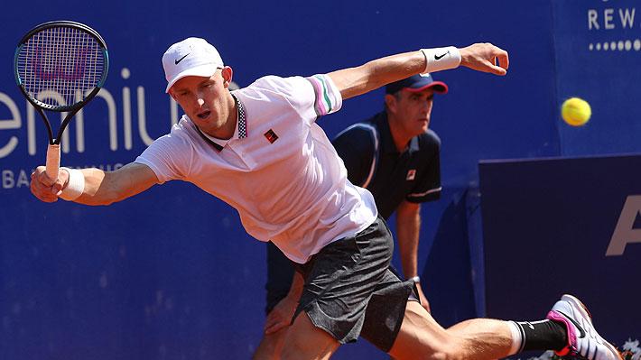 Jarry pierde un partido que parecía ganado ante Granollers y se despide en la qualy del ATP de Barcelona