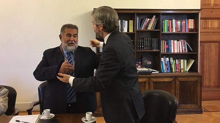 Gobierno anuncia que obispo Durán ya no es el representante protocolar de la iglesia evangélica y designa a su sucesor