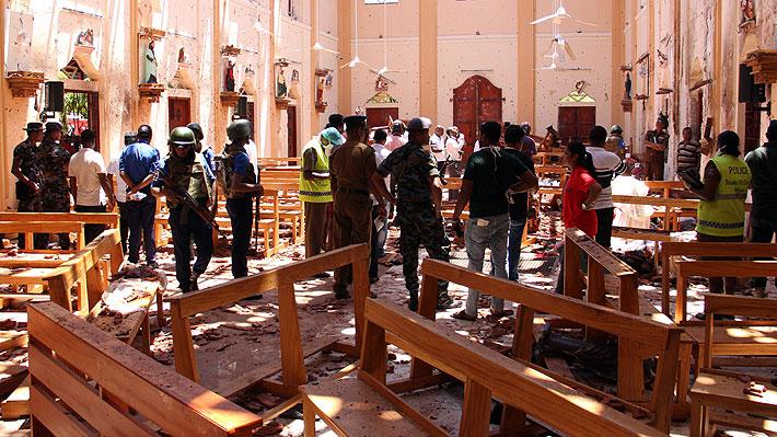 """EE.UU. advierte que """"terroristas"""" siguen planeando nuevos ataques en Sri Lanka"""