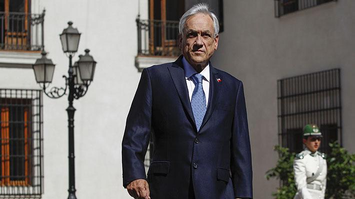Presidente Piñera inicia hoy gira a Asia con delegación que incluye a Eduardo Frei y Andrónico Luksic