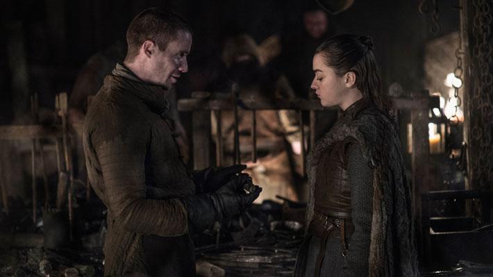 """Maisie Williams habla sobre la escena que incomodó a varios espectadores en el reciente capítulo de """"Game of Thrones"""""""