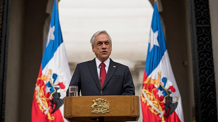 Piñera anuncia reforma a isapres y cambios a Fonasa: Elimina preexistencias y discriminación de precios por sexo