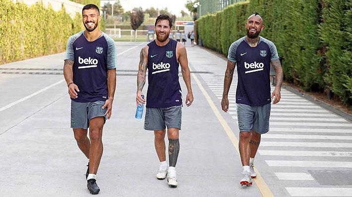 No sólo rendimiento: Las razones por las que Barcelona se plantea la renovación de Vidal