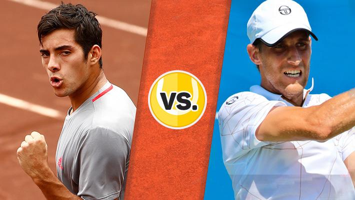 Repase la excelente victoria de Garin en la primera ronda del ATP de Barcelona