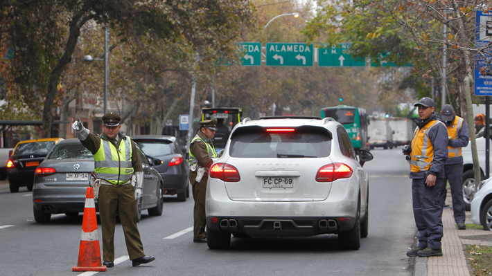 Restricción vehicular 2019: Revisa el calendario permanente que regirá para catalíticos y autos sin sello verde