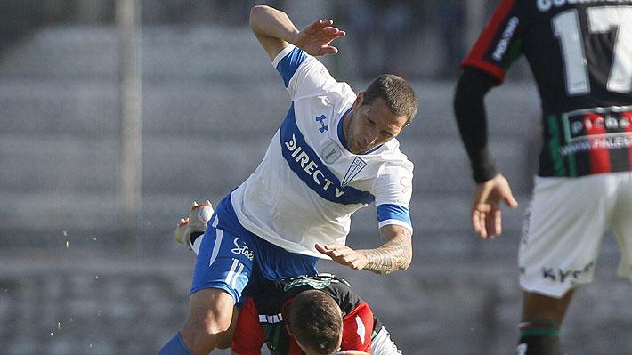 La UC podría tener una sensible baja de cara a su partido clave ante Rosario Central por Libertadores
