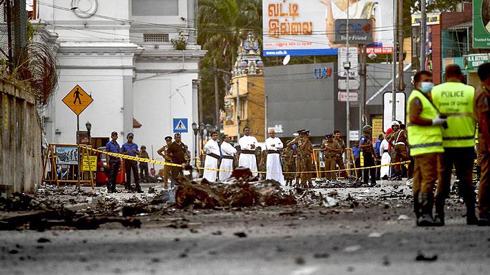 """Sri Lanka afirma que los atentados fueron una """"represalia"""" de islamistas por los ataques de Nueva Zelanda"""