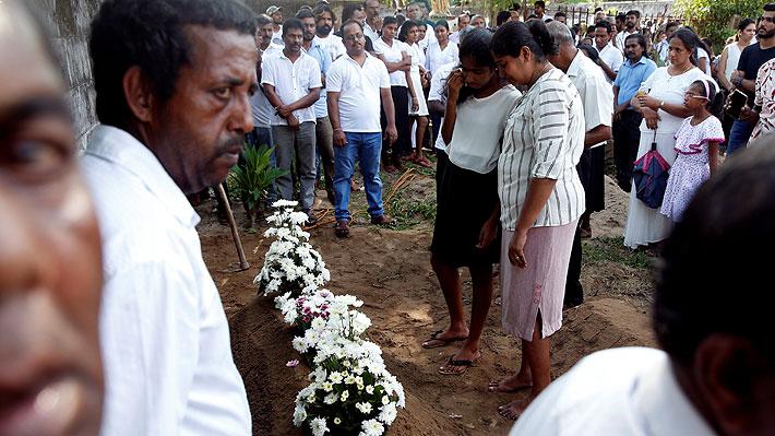 Estado Islámico se adjudica la autoría de los atentados en Sri Lanka