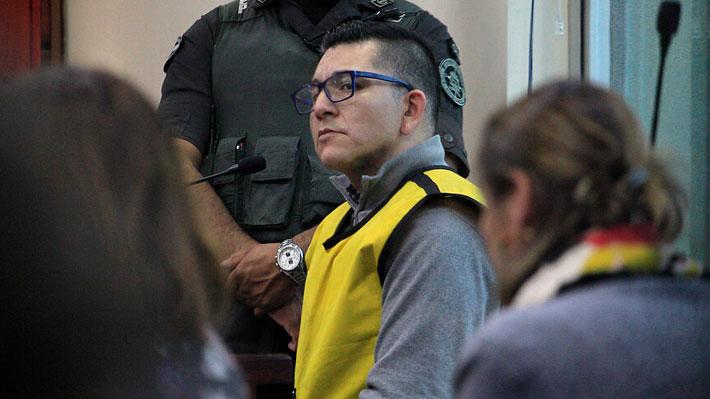 """Imputado por crimen de profesor de Villa Alemana apunta a su ex pareja: """"Me pidió por favor que me culpara de los hechos"""""""