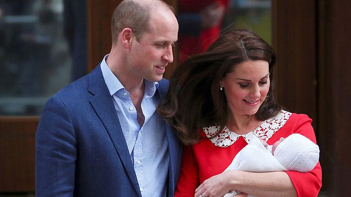El príncipe Louis de Inglaterra ya cumplió un año: fotos tomadas por su madre muestran cuánto ha crecido