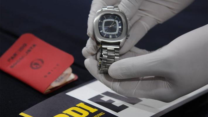 PDI recupera objetos de ex Presidente Salvador Allende y no descarta que se trate de un robo por encargo