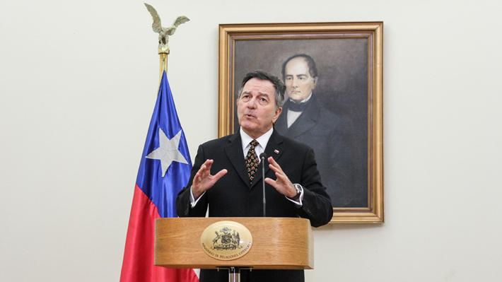 """Chile y otros cuatro países entregan nota a la CIDH solicitando """"respetar margen de autonomía"""" para asegurar derechos"""