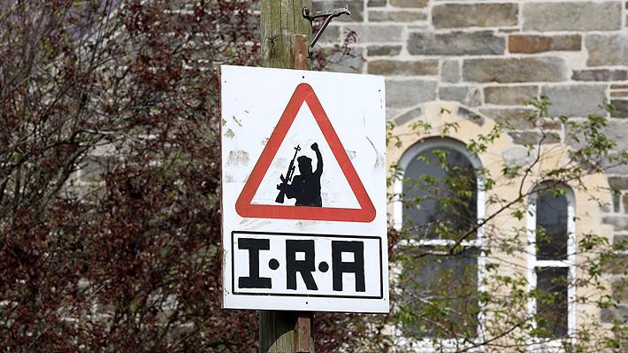 Grupo Nuevo IRA admite su responsabilidad en muerte de periodista Irlanda del Norte