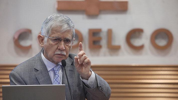 Codelco expresa molestia con Piñera luego de que no se incluyera a nadie de la cuprífera en gira por China