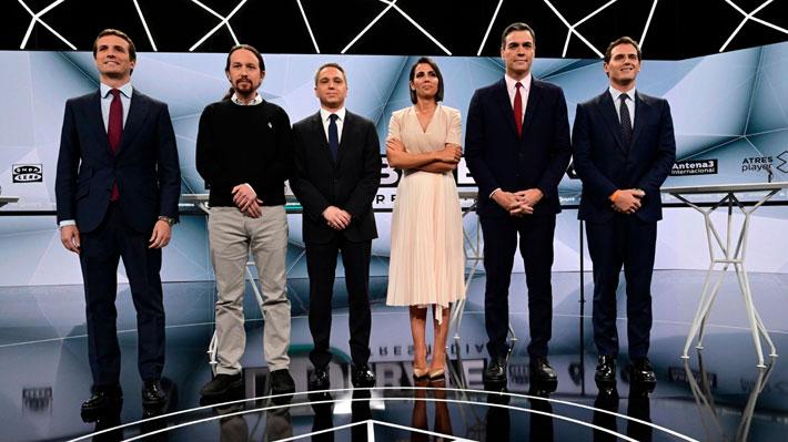 """Pedro Sánchez descarta alianza con Ciudadanos: Rechaza pactar """"con quien ha puesto un cordón sanitario al PSOE"""""""