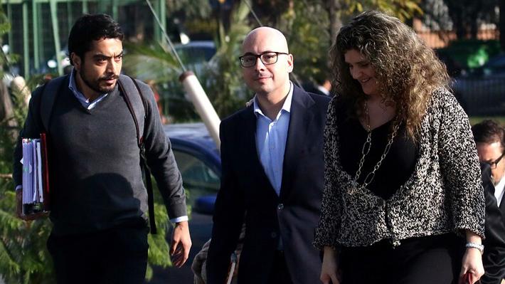 Tribunal rechaza prisión preventiva de Nicolás López y le prohíbe salir del país