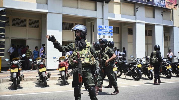 """Gobierno de Sri Lanka admite """"fallos"""" en sus sistemas de seguridad tras atentados"""